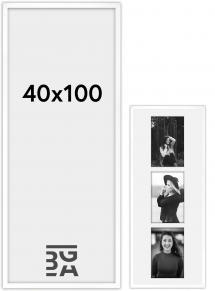 Artlink Fotolijst Amanda Box Wit 40x100 cm