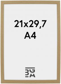 Estancia Fotolijst Galant Eikenhout 21x29,7 cm (A4)