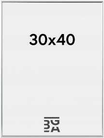 Focus Fotolijst Can-Can Zilver 30x40 cm