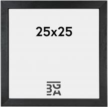 Galleri 1 Black Wood 25x25 cm