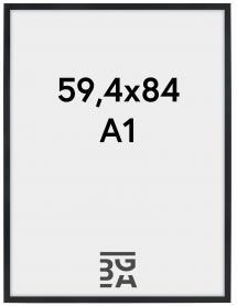 Estancia - Special Stilren Zwart 59,4x84 cm (A1)