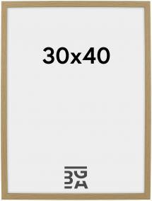 Estancia Fotolijst Galant Eikenhout 30x40 cm