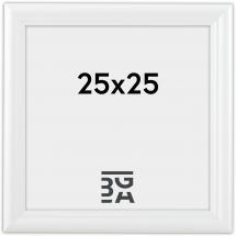 Galleri 1 Fotolijst Siljan Wit 25x25 cm