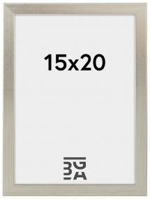 Edsbyn Zilver 15x20 cm