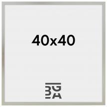 Galleri 1 Edsbyn Zilver 40x40 cm