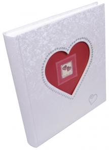 Walther Forever Album - 29x32 cm (60 Witte pagina's / 30 bladen)