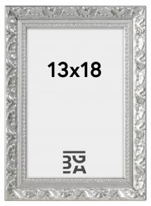 Bubola e Naibo Fotolijst Smith Zilver 13x18 cm
