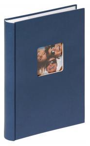 Walther Fun Album Blauw - 300 Foto's van 10x15 cm