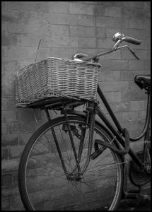 Bildverkstad Bicycle Basket Poster