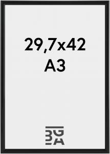 Walther Galeria Zwart 29,7x42 cm (A3)
