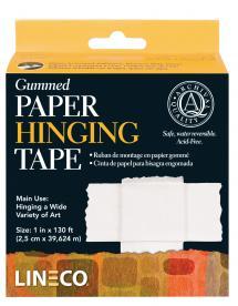 Konstlist Lineco Hinging Tape