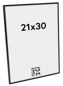 Can-Can Zwart 21x30 cm