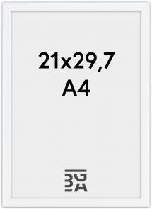 Edsbyn Wit 21x29,7 cm (A4)