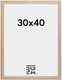 Estancia Fotolijst Stilren Acrylglas Eikenhout 30x40 cm