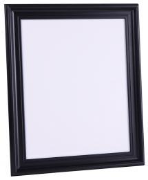 Spegelverkstad Spiegel Mora Zwart - Eigen afmetingen