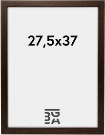 Galleri 1 Fotolijst Brown Wood 27,5x37 cm