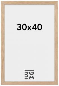 Focus Soul Plexiglas Eikenhout 30x40 cm