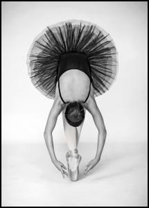Bildverkstad Ballet Technique Poster