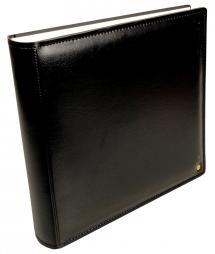 Henzo Henzo Gran Cara Premium Fotoalbum - Zwart - 31x33 cm (100 Witte pagina's