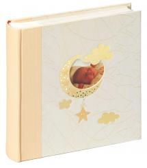 Walther Baby Memo Bambini Babyalbum Crème - 200 Foto's van 10x15 cm