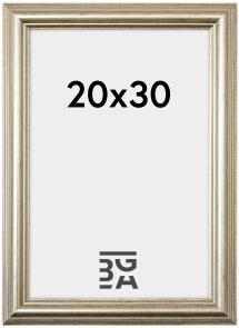 Galleri 1 Fotolijst Västkusten Zilver 20x30 cm