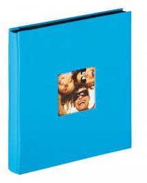 Walther Fun Album Zeeblauw - 400 Foto's van 10x15 cm