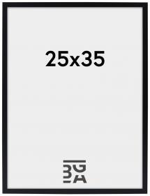 Galleri 1 Edsbyn Zwart 25x35 cm