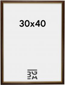 Estancia Fotolijst Classic Walnoot 30x40 cm