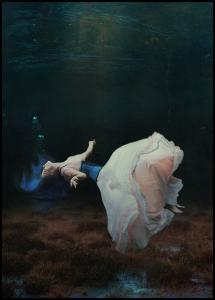 Bildverkstad Floating in a dream Poster