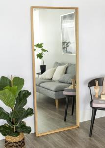 Hübsch Spiegel Large Eikenhout 70x180 cm