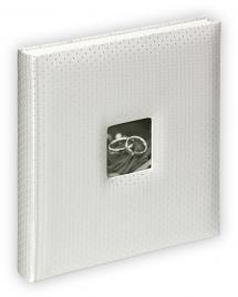 Walther Glamour Album - 34x33 cm (60 Witte pagina's / 30 bladen)