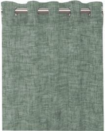 Redlunds Ooggordijn Wayne - Midden groen set van 2