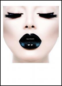 Bildverkstad Glossy Lips Poster