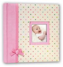 ZEP Kara Album Roze - 24x24 cm (40 Witte pagina's / 20 bladen)