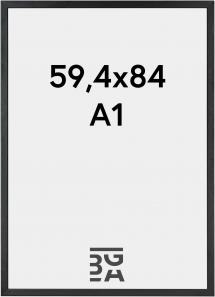 Galleri 1 Black Wood 59,4x84 cm (A1)