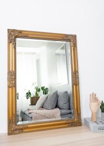 Artlink Spiegel Bologna Goud 50x70 cm