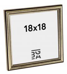 Galleri 1 Fotolijst Horndal Zilver 18x18 cm