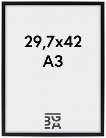 BGA Nordic Edsbyn Zwart 29,7x42 cm (A3)