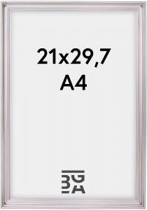 Focus Verona Zilver 21x29,7 cm (A4)