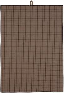 Fondaco Keukenhanddoek Ture - Chocola 50x70 cm