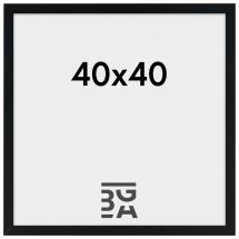 Artlink Amanda Box Zwart 40x40 cm