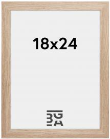 Estancia Fotolijst Stilren Acrylglas Eikenhout 18x24 cm