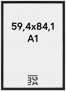 Estancia Fotolijst Stilren Acrylglas Zwart 59,4x84,1 cm (A1)
