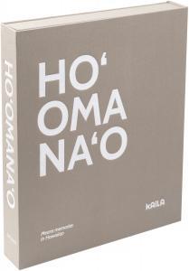KAILA KAILA HO'OMANA'O - Coffee Table Photo Album (60 Zwarte pagina's)