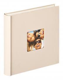 Walther Fun Album Zand - 30x30 cm (100 Witte pagina's / 50 bladen)