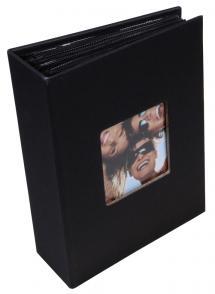 Fun Album Zwart - 100 Foto's van 10x15 cm