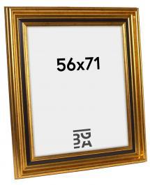 Ramverkstad Fotolijst Gysinge Premium Goud 56x71 cm