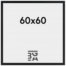 Artlink Amanda Box Zwart 60x60 cm