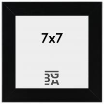 Edsbyn Zwart 7x7 cm