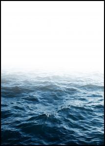 Bildverkstad Waves Poster